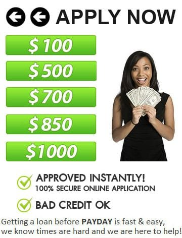 Get approved for the money you need!