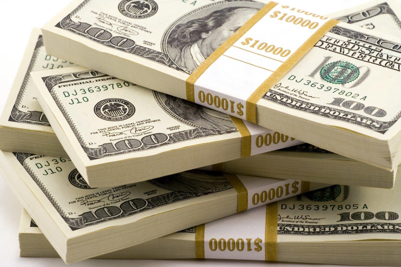 Get cash now!